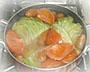 きゃべつとトマトのジョイントスープ(レシピ)